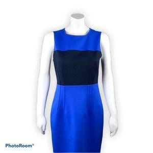 Tahari Womens Work Dress Sz 4